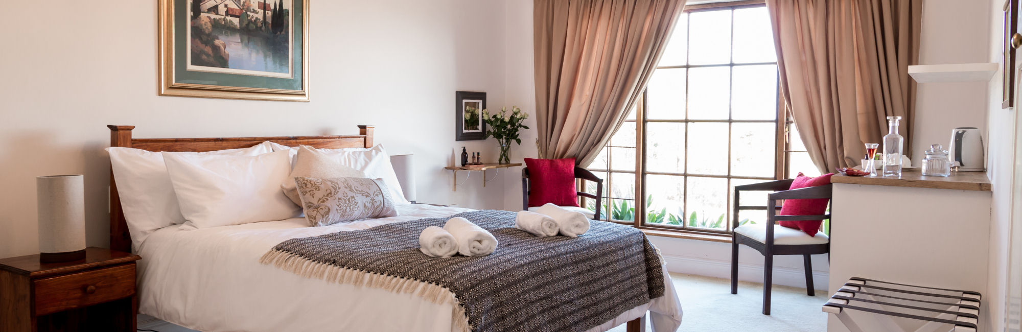 Accommodation in Knysna, Moncrieff Manor