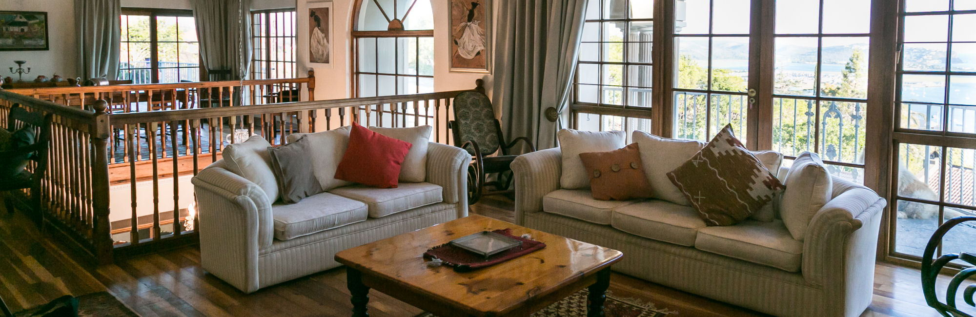 Moncrieff Manor, Self-Catering Accommodation Knysna